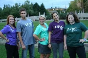 iFed tshirts