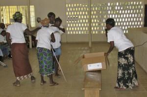 Sierra Leone donation
