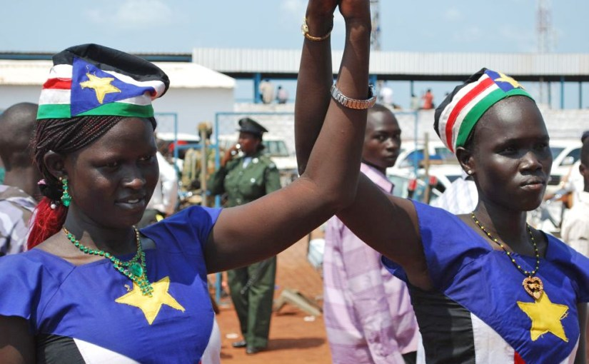 Slow but steady progress through South Sudan's first year