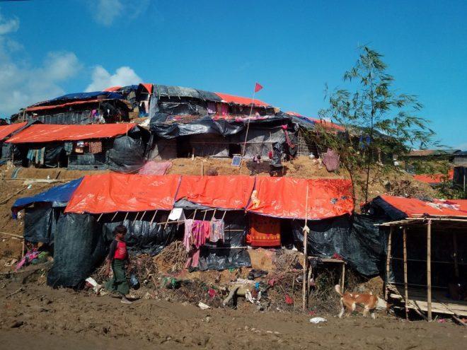 rohingya refugee crisis camp