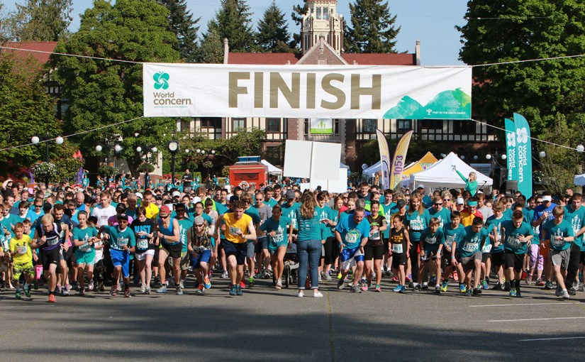 How to Maximize Your Fundraising for the S.O.S. 5k