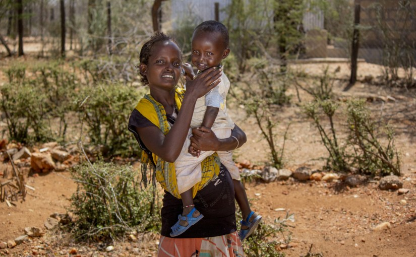 Emergency Nutrition Saves Children in Northern Kenya