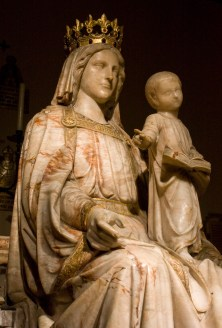 Sedes Sapientiae: Mary the Throne of Wisdom