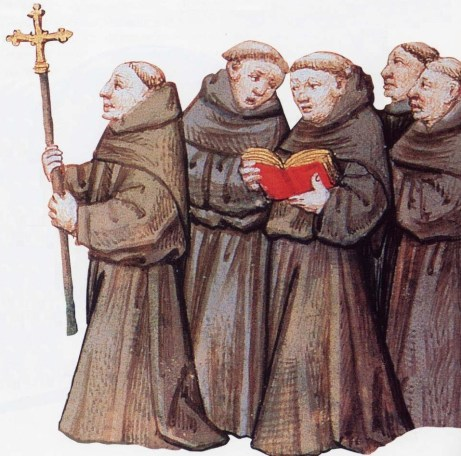 Early friars