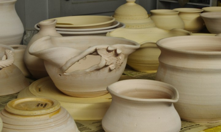 Brother Lewellyn pottery 6