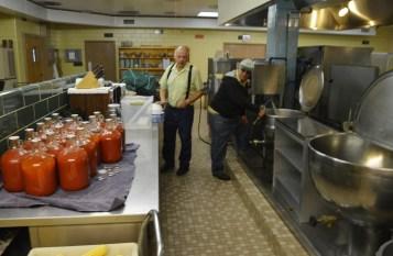 Brothers homemade tomato juice