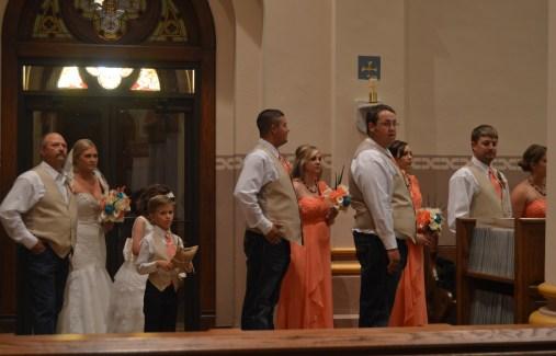 North Dakota bride