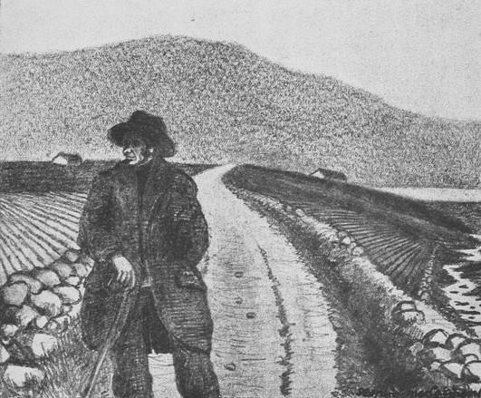A wayfarer by Joseph Campbell