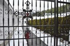 Cloister entrance II