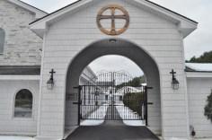 Cloister entrance