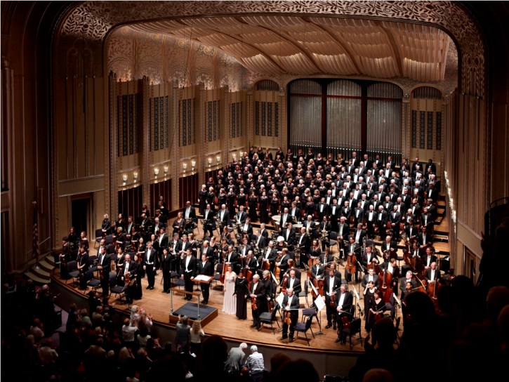 The Cleveland Orchestra - photo by Roger Mastroianni CLO052611_ 15