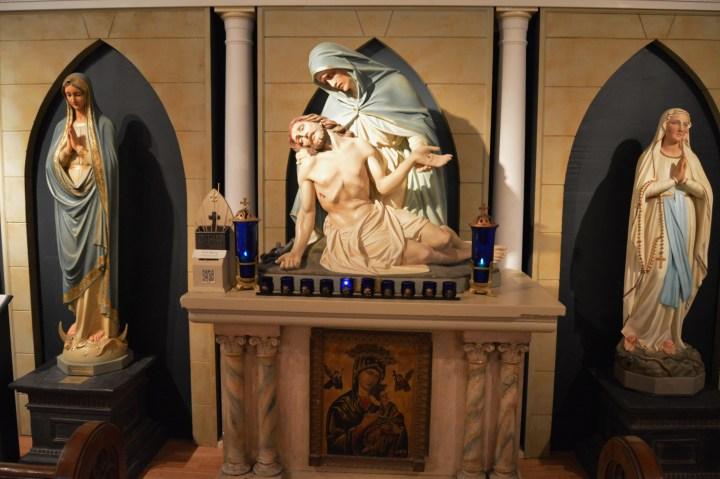 Mary sanctuary