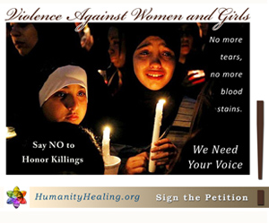 Say NO to Honor Killings