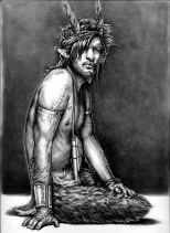 Faun by aryundomie on deviantart.coml