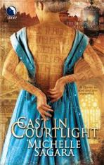 Cast in Courtlight - Book cover