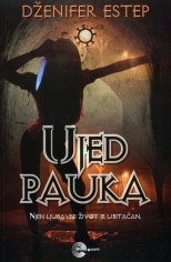 Ujed Pauka by Jennifer Estep