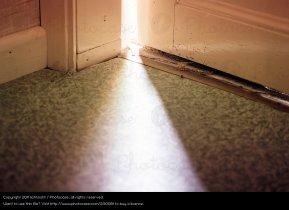 Notice a bright room!