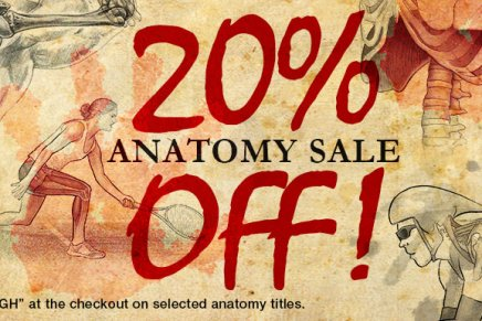 Cut 20% off your anatomy in our Halloween sale