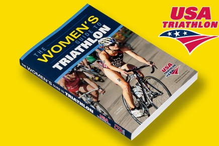 The one guide every female triathlete should own