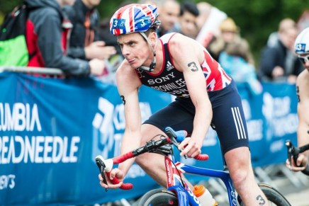 Columbia Threadneedle World Triathlon: Less than 100 days to go