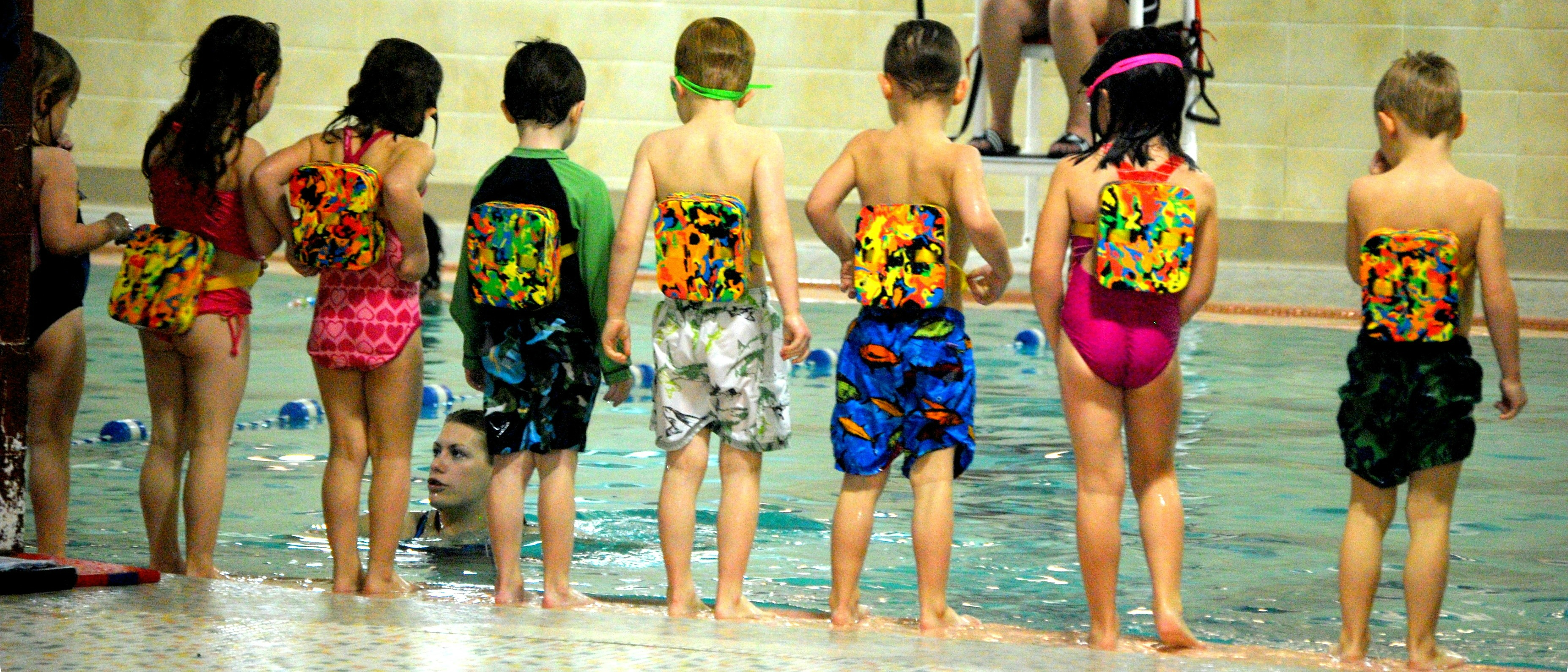 Curriculum Swimming and Water Safety Resource Packs