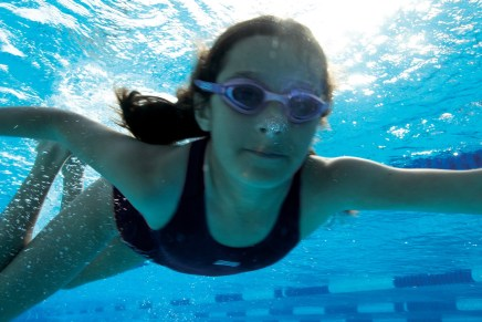 Your step by step guide to better swimming