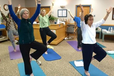 Yoga and meditation could reduce dementia risk