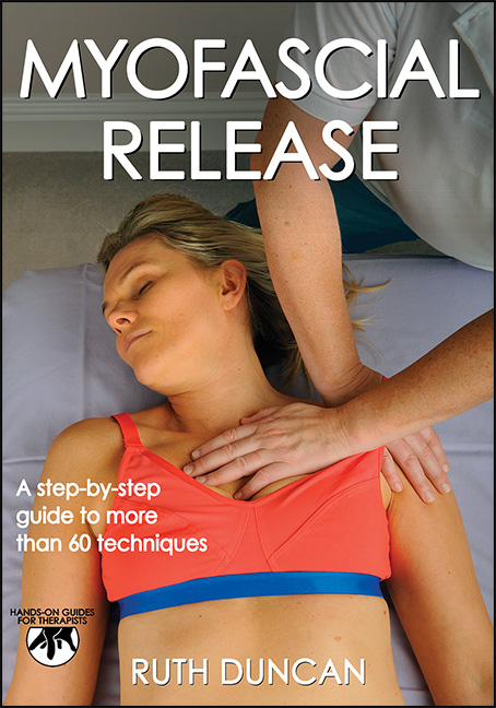 Myofascial Release- sports massage book
