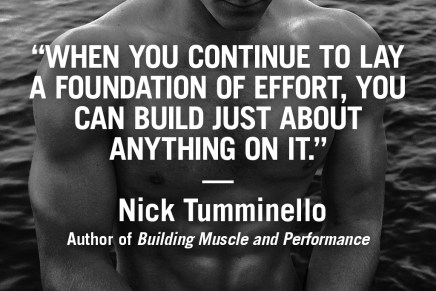 Inspiration from Human Kinetics author Nick Tumminello