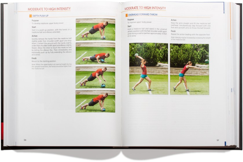 NSCA's Essentials of tactical strength and conditioning page spread