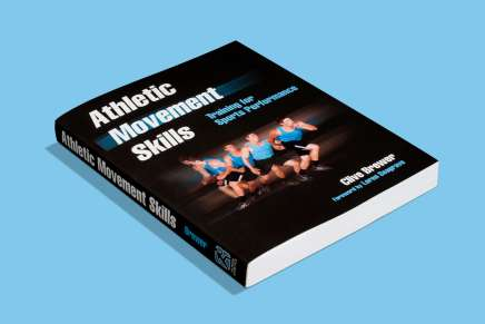 Out now: Athletic Movement Skills