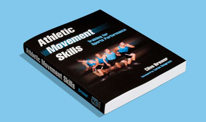 Athletic Movement Skills by Clive Brewer