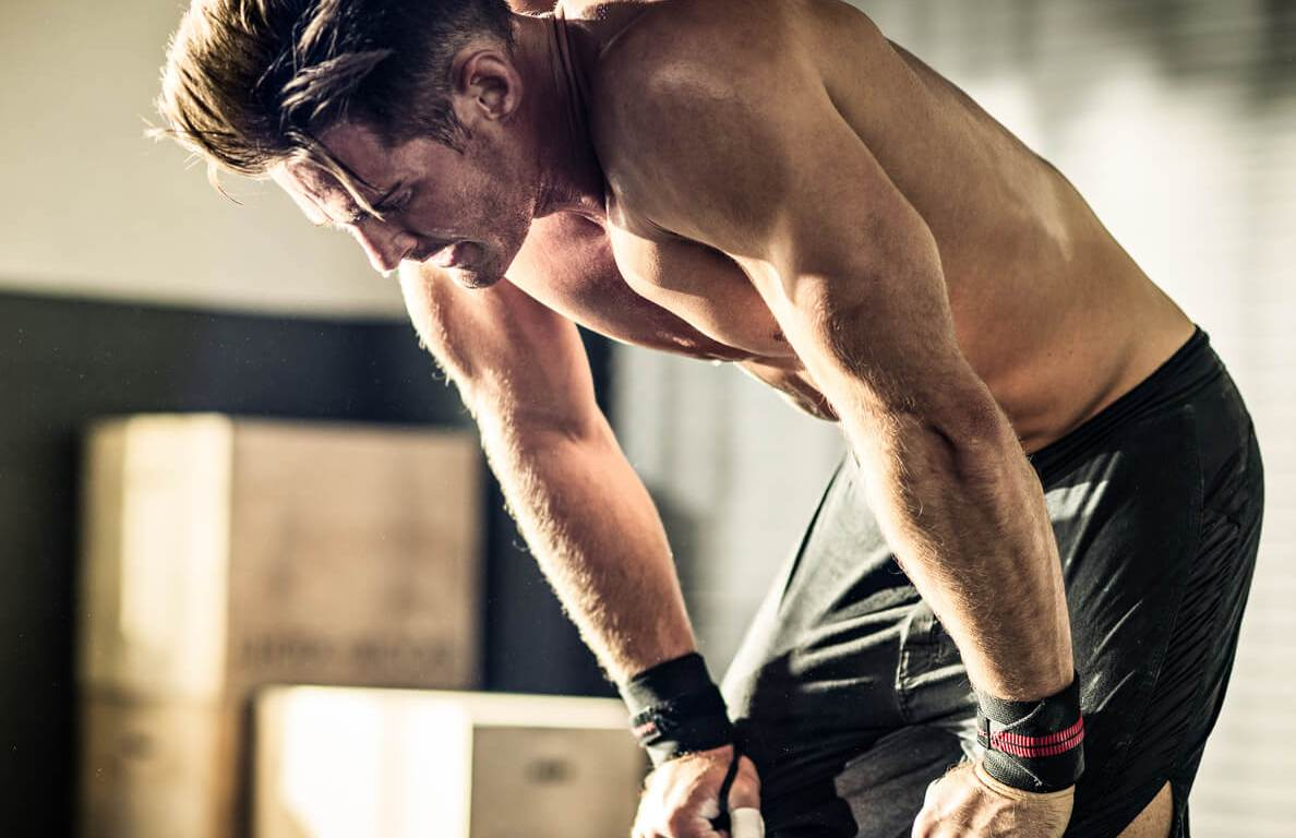 Maintain muscle and fitness levels when you're on a break