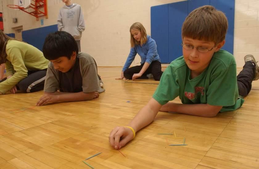 Team building to develop children's social skills