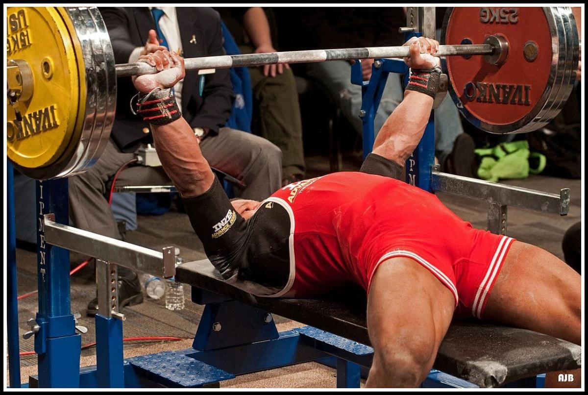 How to improve your bench press technique