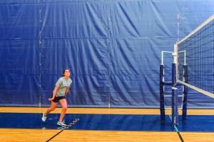Volleyball kill