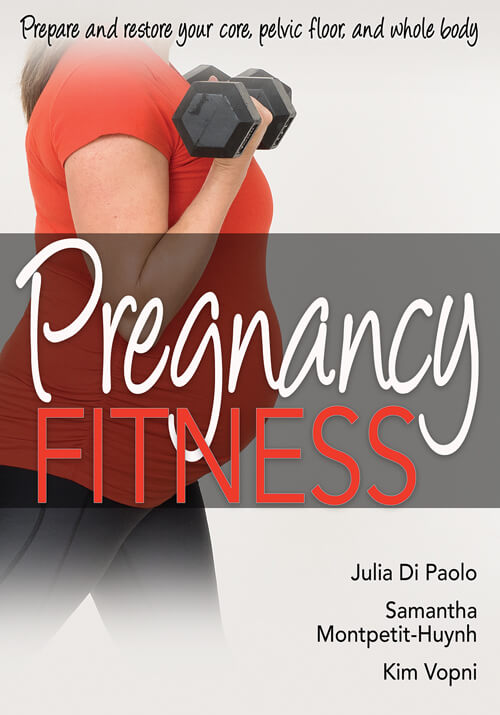 Pregnancy Fitness Book