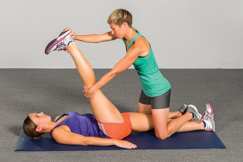 Hold-relax stretching technique