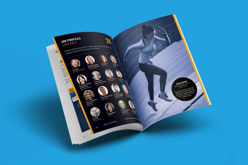 careers in sport and exercise science  u2013 a guide