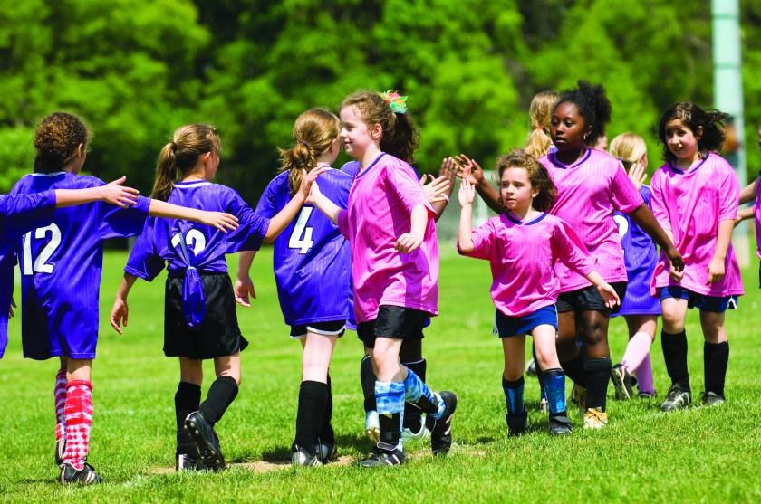 Ltad soccer game