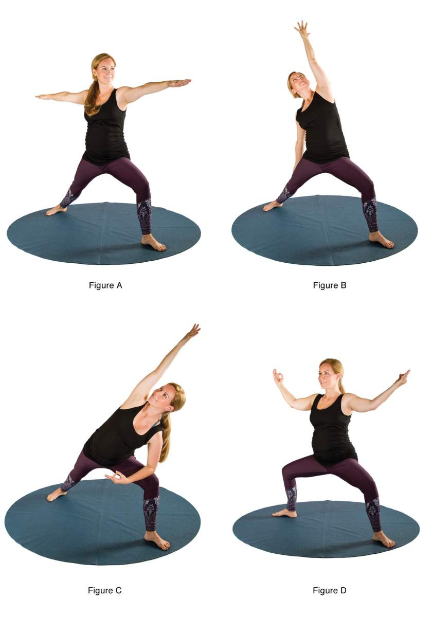 43 Pregnancy Yoga Poses For A Strong, Healthy & Safe Pregnancy