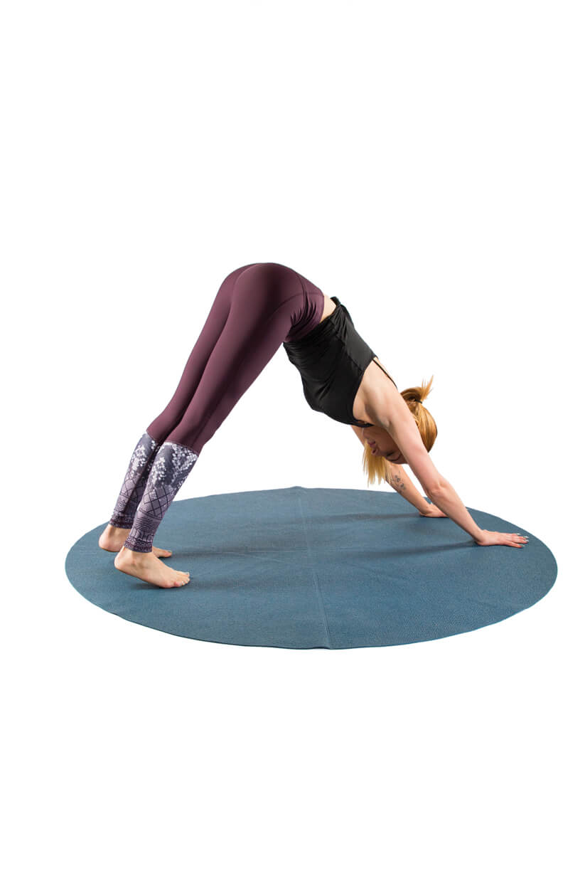 Pregnancy Yoga Poses - Down Dog