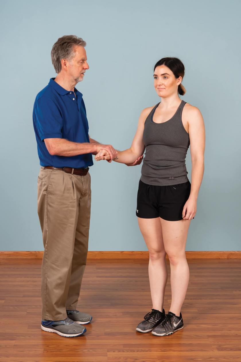Assessing massage for tennis elbow injuries