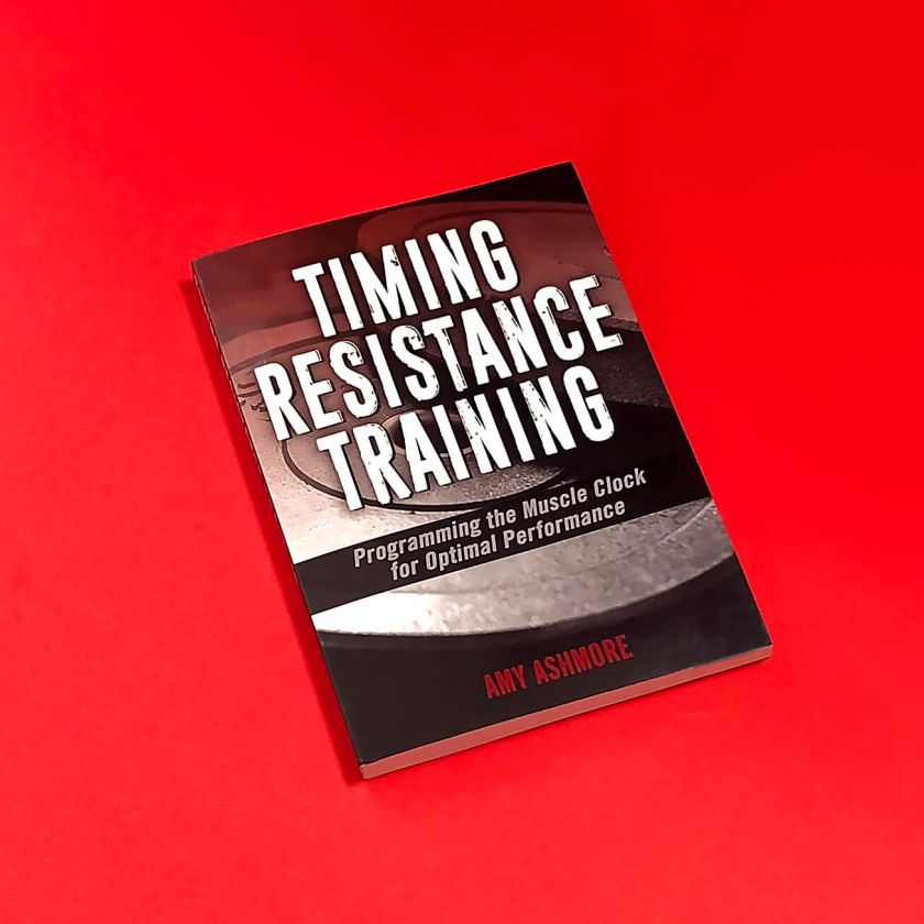 Intentional undertraining Amy Ashmore