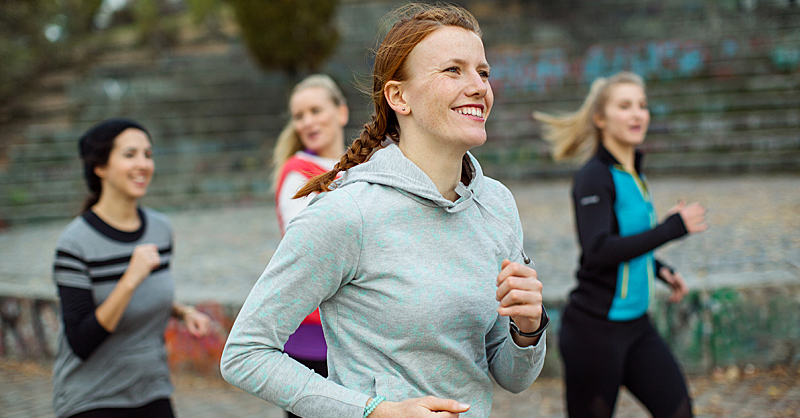 Tapering for a marathon: improvements in mood