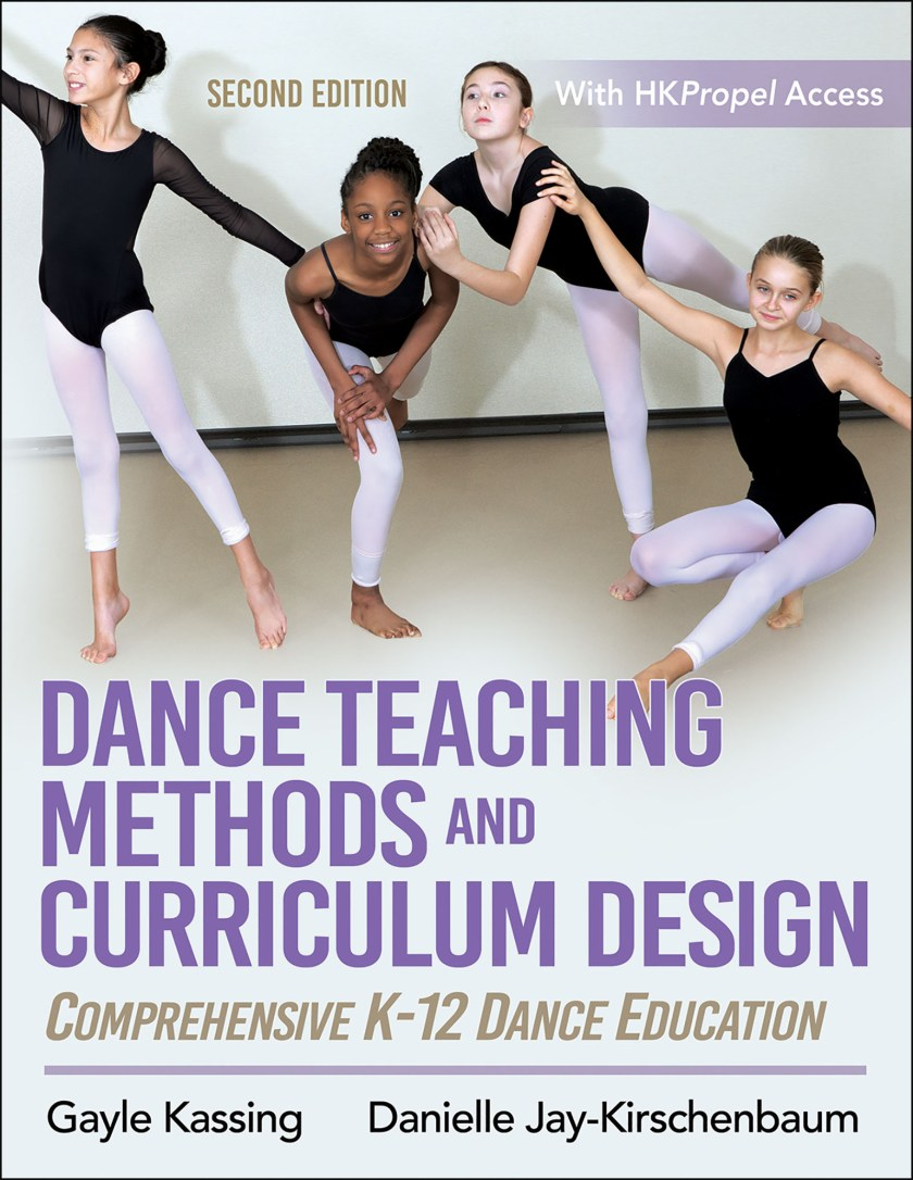 Dance Anatomy book cover