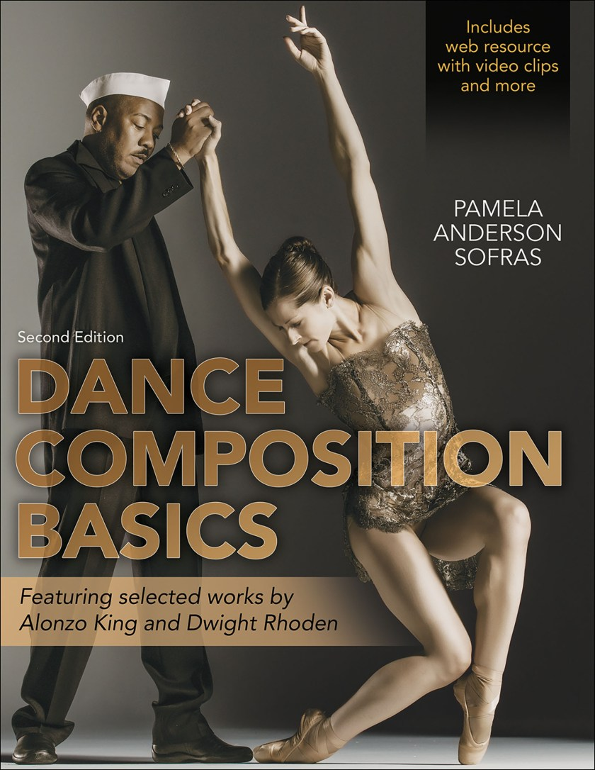 Dance Compostition Basics Book Cover