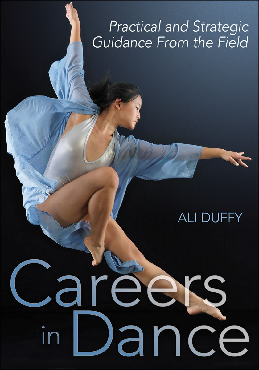Careers in Dance book cover