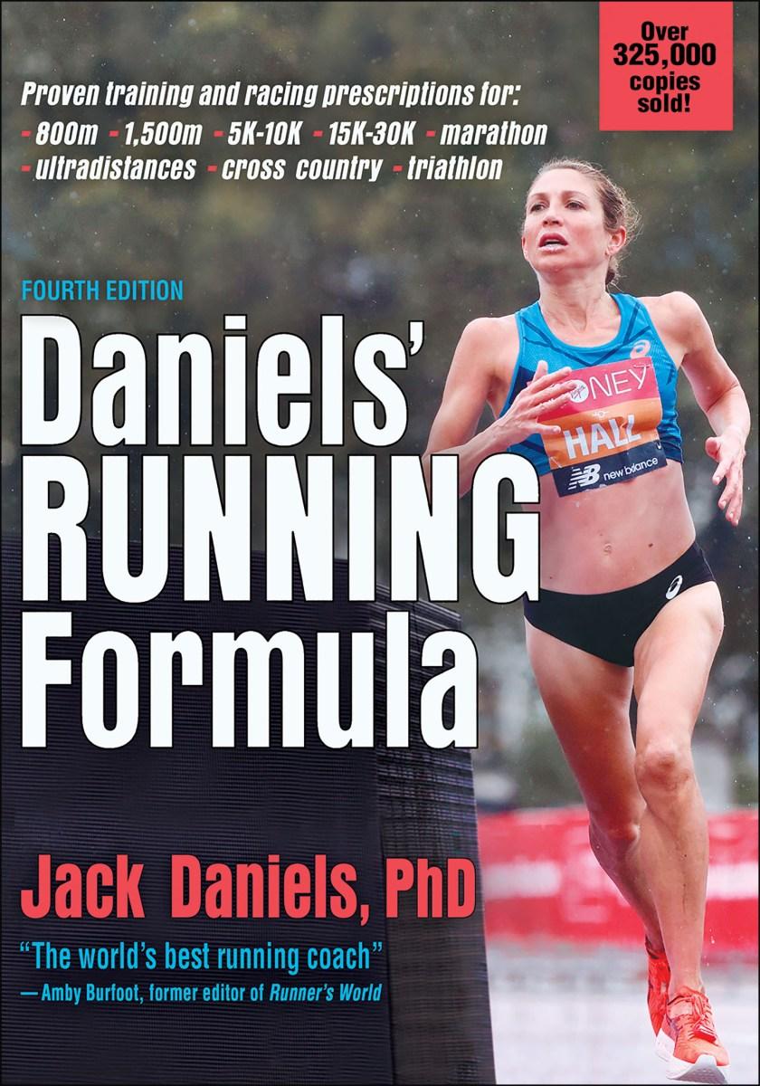 Jack Daniels' Running Formula