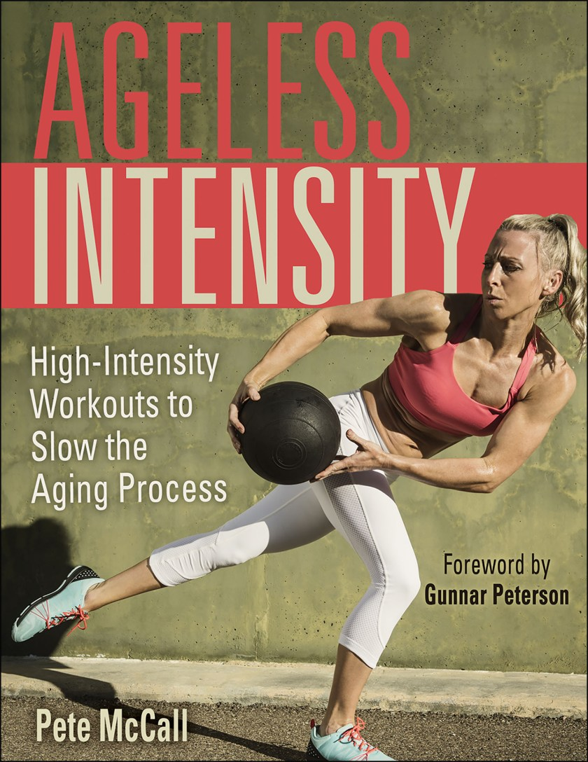 Ageless Intensity book cover